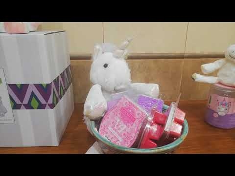 Unicorn Gifts (Unicorn Electric Wax Warmers from Scentsy)