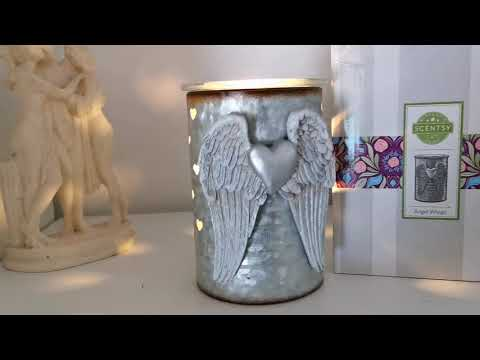 Angel Wings Scentsy Wax Warmer Review 2020 (Angelic Wax Warmer)
