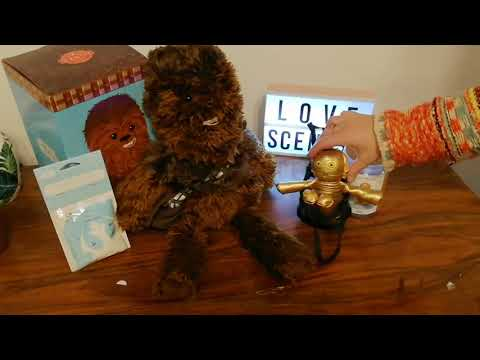 Star Wars Scentsy Buddy Chewbacca Review 2020