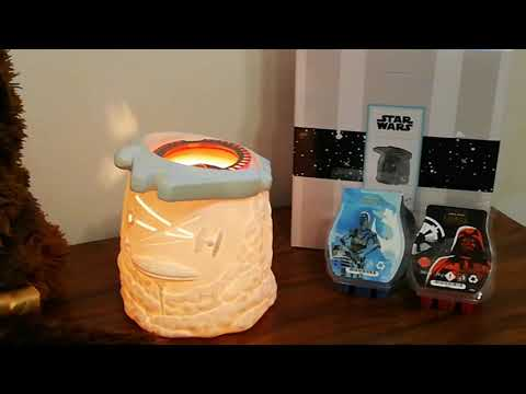 Millennium Falcon Scentsy Warmer Review 2020 |. Star Wars Collectable Review
