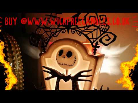 Jack Skellington Scentsy Warmer Review 2019 | Disney Scentsy Warmer Review