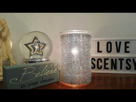 Sparkle Candle Review (Illuminate Scentsy Warmer Review -Scentsy Warmer UK Review 2019)