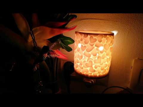 Love Heart Candle (Scentsy Plug-in Warmer) Review 2019 | Raising Funds For World Vision UK