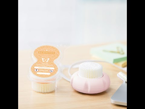 2020 Scentsy Mini Fan Diffuser Review | Scentsy Spring Summer UK & Ireland Catalogue