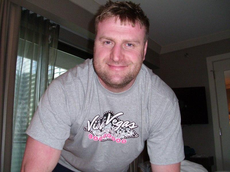 Scott Wickfree On Las Vegas Scentsy Trip