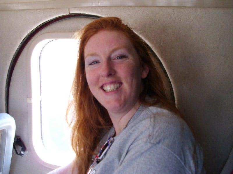 Alexandra Wickfree ON Scentsy Incentive Trip to Las Vegas 2012