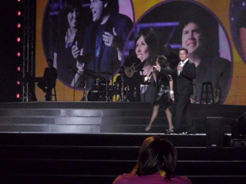 Donny and Marie Osmond Play Scentsy Las Vegas Convention