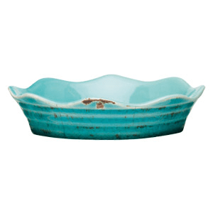 RUSTIC BLOOM - SCENTSY DISH ONLY