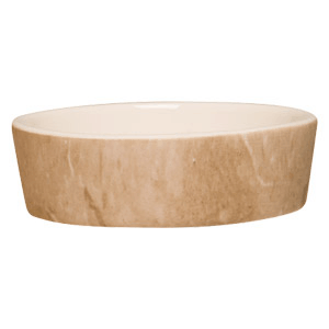TRAVERTINE CORE SILHOUETTE - SCENTSY DISH ONLY