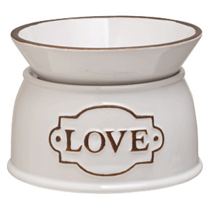 LOVE WAX WARMER FROM SCENTSY