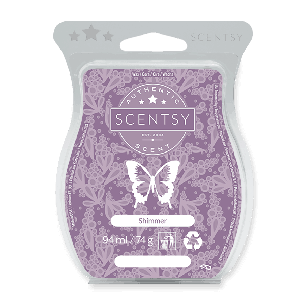 SHIMMER SCENTSY WAX BAR