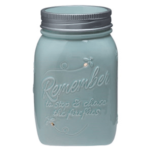 CHASING FIREFLIES WAX WARMER FROM SCENTSY