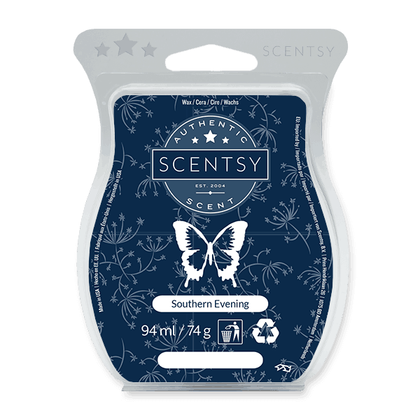 SOUTHERN EVENING SCENTSY WAX BAR