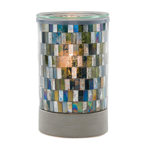 OCEAN MOSAIC WAX WARMER FROM SCENTSY