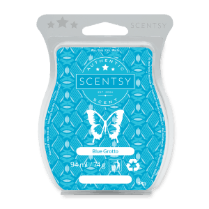 BLUE GROTTO SCENTSY WAX BAR