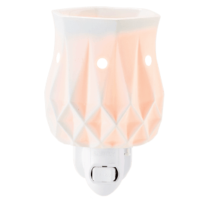ALABASTER PLUG IN WAX WARMER