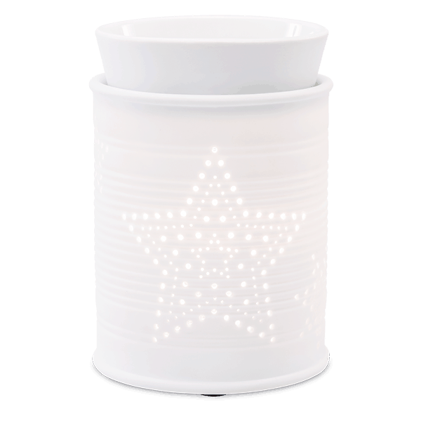 STARRY TIN CAN WAX WARMER FROM SCENTSY