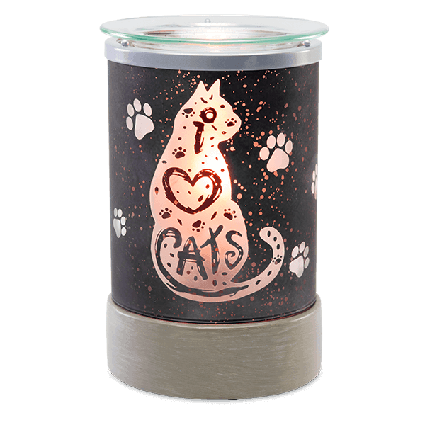 I HEART CATS WAX WARMER FROM SCENTSY