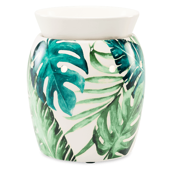 RAINFOREST FERN WAX WARMER FROM SCENTSY