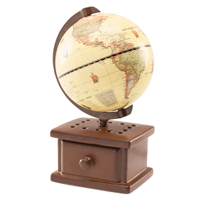 AROUND THE WORLD WAX WARMER