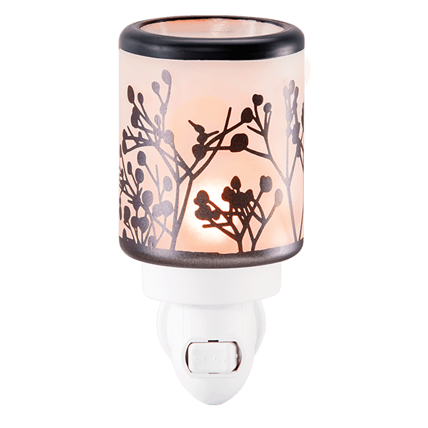 MORNING SUNRISE PLUG IN WAX WARMER FROM SCENTSY