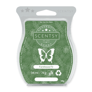 FARMHOUSE FIR SCENTSY WAX BAR