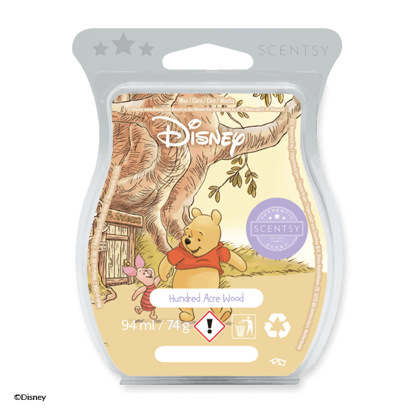 HUNDRED ACRE WOOD – SCENTSY WAX BAR
