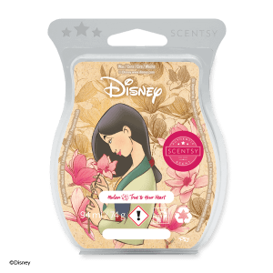 MULAN: TRUE TO YOUR HEART – SCENTSY WAX BAR