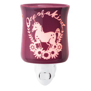 ONE OF A KIND PLUG IN WAX WARMER FROM SCENTSY