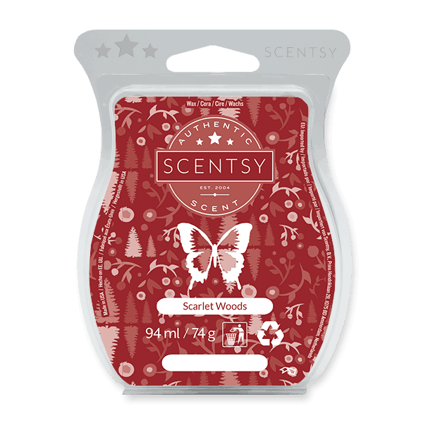 SCARLET WOODS SCENTSY WAX BAR