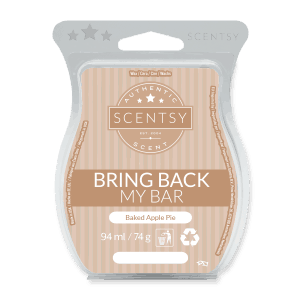 BAKED APPLE PIE SCENTSY WAX BAR