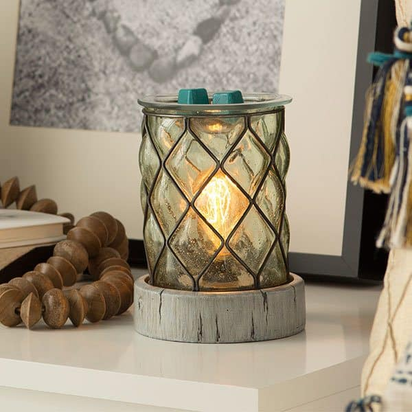 Country Light Scentsy Wax Warmer - 2019 Scentsy Catalogue