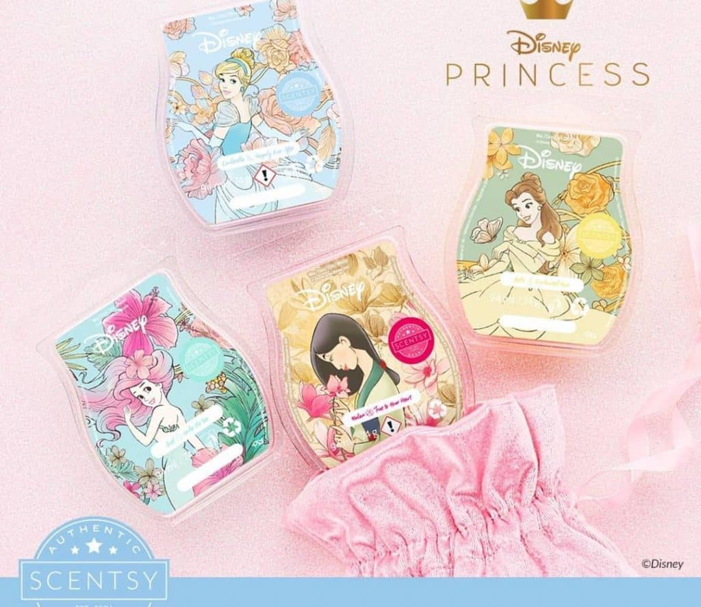 Scentsy Wax Bars - Including Disney Candles