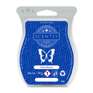 CLEAN BREEZE SCENTSY WAX BAR