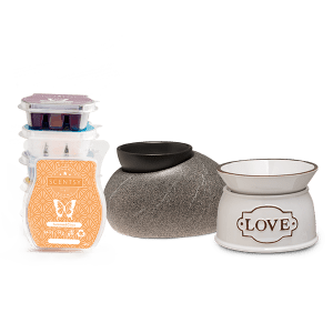 Perfect Scentsy - €37 Warmer