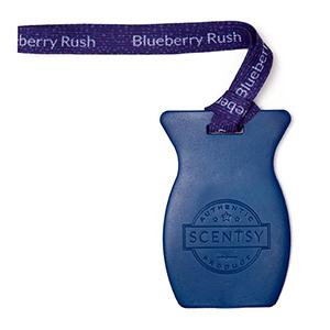 BLUEBERRY RUSH (BBR) CAR BAR