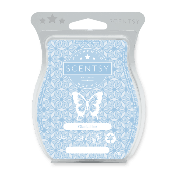 GLACIAL ICE SCENTSY BAR