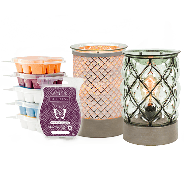 Bundle & Save - Perfect Scentsy - €66 Warmer