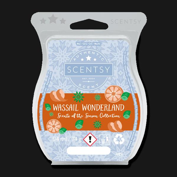 WASSAILL WONDERLAND SCENTSY BAR