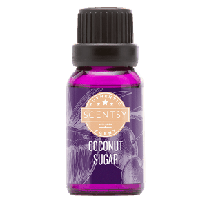 COCONUT SUGAR NATURAL OIL BLEND