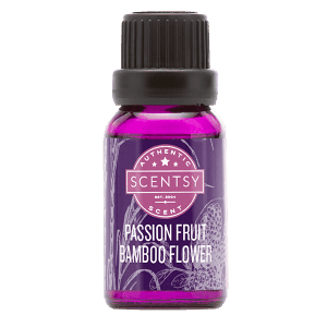 PASSION FRUIT BAMBOO FLOWER NATURAL OIL BLEND