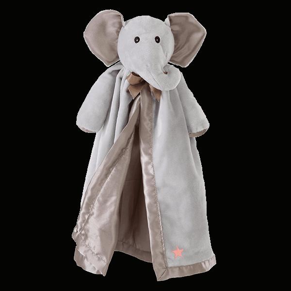 EVA THE ELEPHANT SCENTSY BLANKIE BUDDY + JAMMY TIME FRAGRANCE