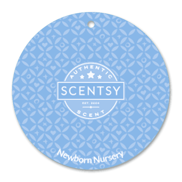 NEWBORN NURSERYSCENTSY SCENT CIRCLE