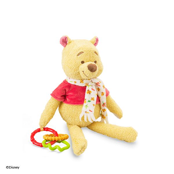 WINNIE THE POOH – SCENTSY SIDEKICK + HUNDRED ACRE WOOD FRAGRANCE