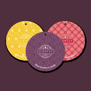 3 Scent Circles