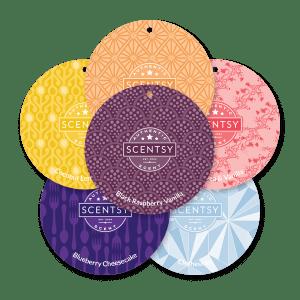 6 Scent Circles