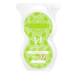 LEMON VERBENA SCENTSY POD TWIN PACK