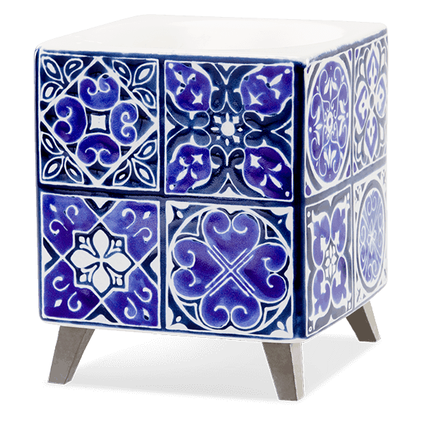 INDIGO TILE WARMER