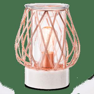 DIAMOND WEAVE - ROSE GOLD WARMER