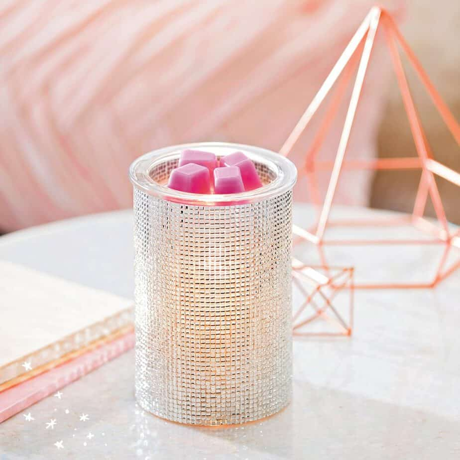 Illuminate Scentsy Wax Warmer - Bling Wax Warmer